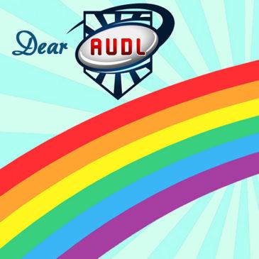 Dear AUDL