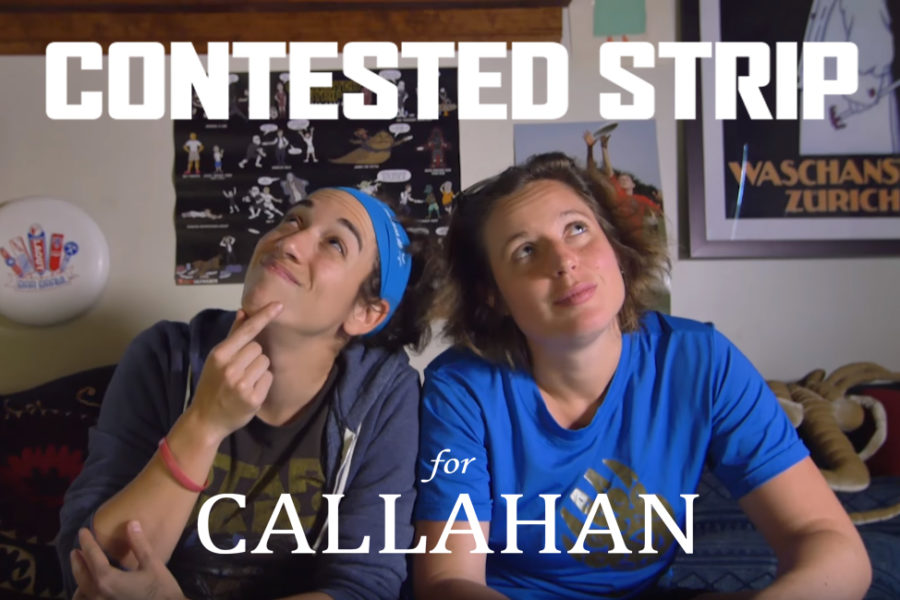 Contested Strip for Callahan
