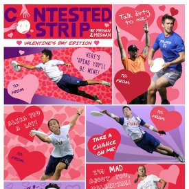 Contested Strip Valentines